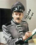 Richard Briers -  DOCTOR WHO Genuine Signed Autograph 10 x 8 COA 5438